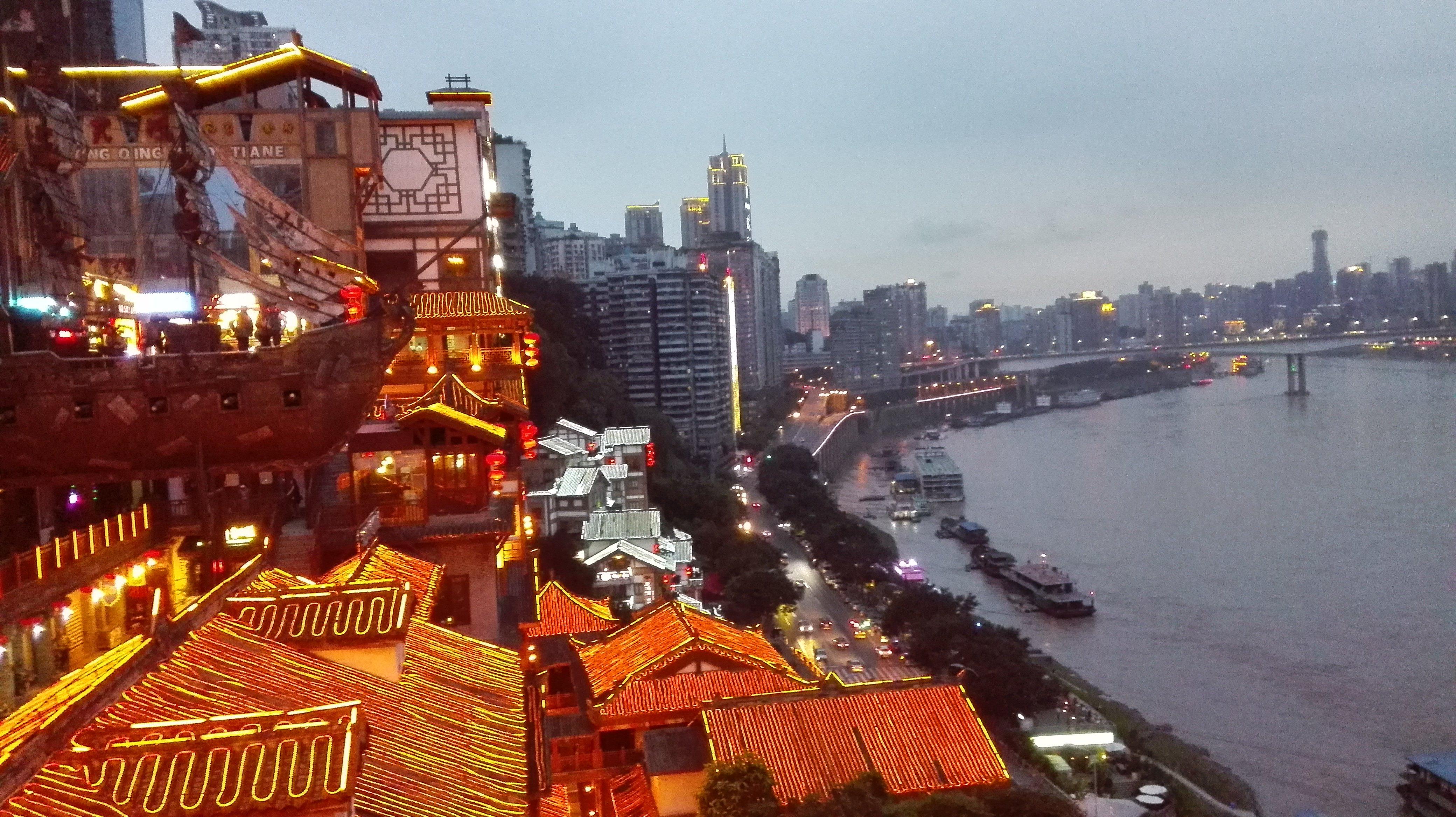 【携程文章】重庆洪崖洞商业街适合家庭攻略v文章,街对感悟美食亲子的图片