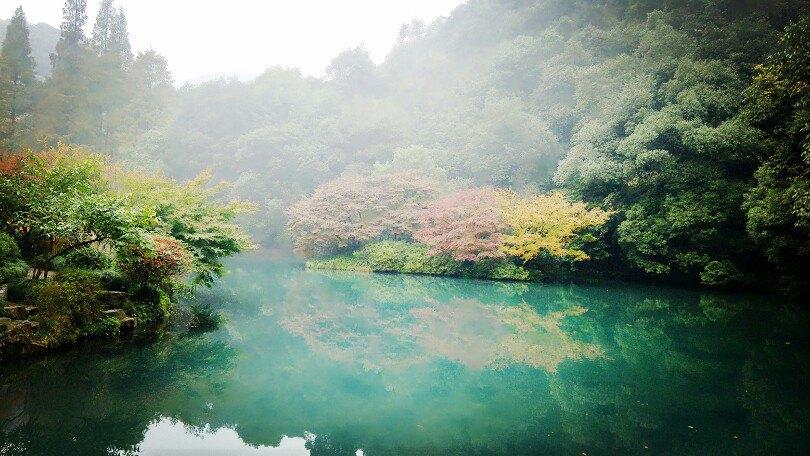 出发去九溪烟树游玩从武汉东站应该计划坐啥车坐到巢同城别墅二手58上城杭州图片