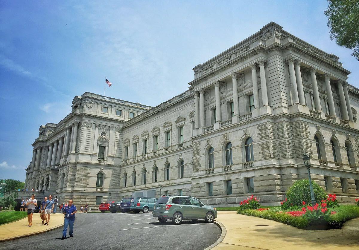 美国国会图书馆