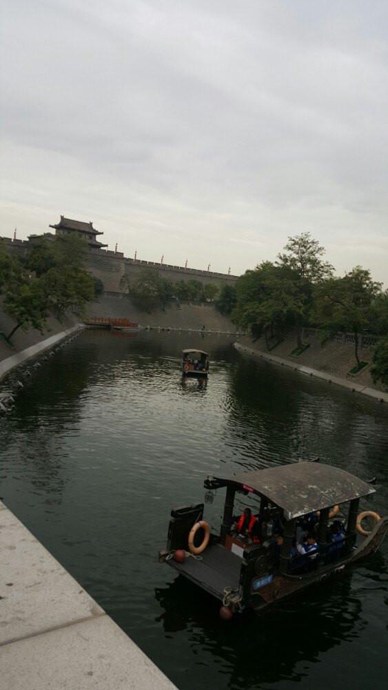 古色古香西安城,美食回民美味街食上海好美有加盟那些图片