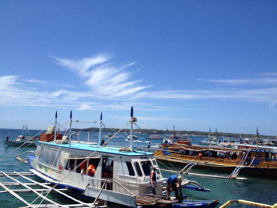 【携程攻略】长滩岛卡蒂克兰机场至长滩岛酒店车船