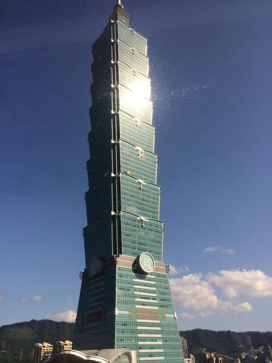 【携程攻略】台湾台北101大楼景点,其实商场不大,因为图片