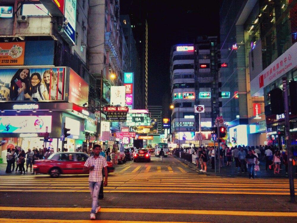 【携程攻略】香港尖沙咀景点