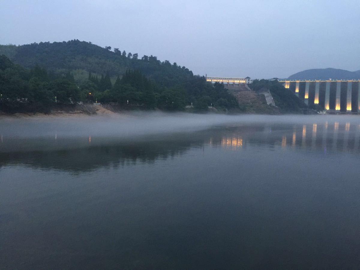 【携程攻略】安徽六安金寨梅山水库风景区好玩吗,安徽