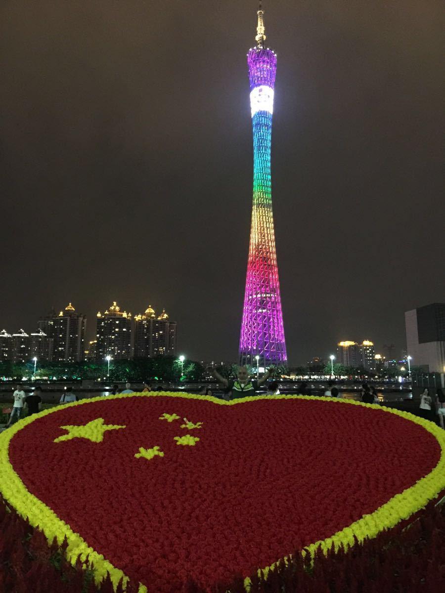 广州的标志性建筑,值得一看