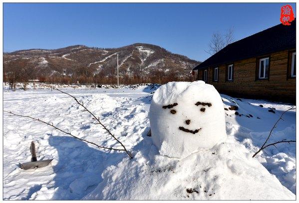 阿尔山林俗雪村,揭密雪屋建成记 - 渝帆 - 渝帆空间
