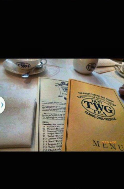 twg tea(ion店)