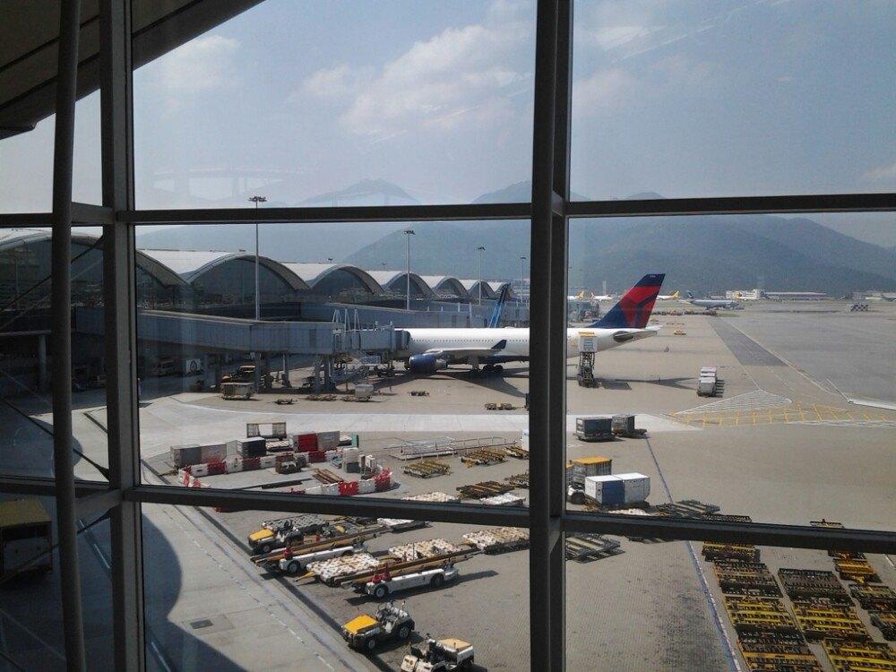 【携程攻略】香港香港机场阿联酋航空vip休息室餐馆