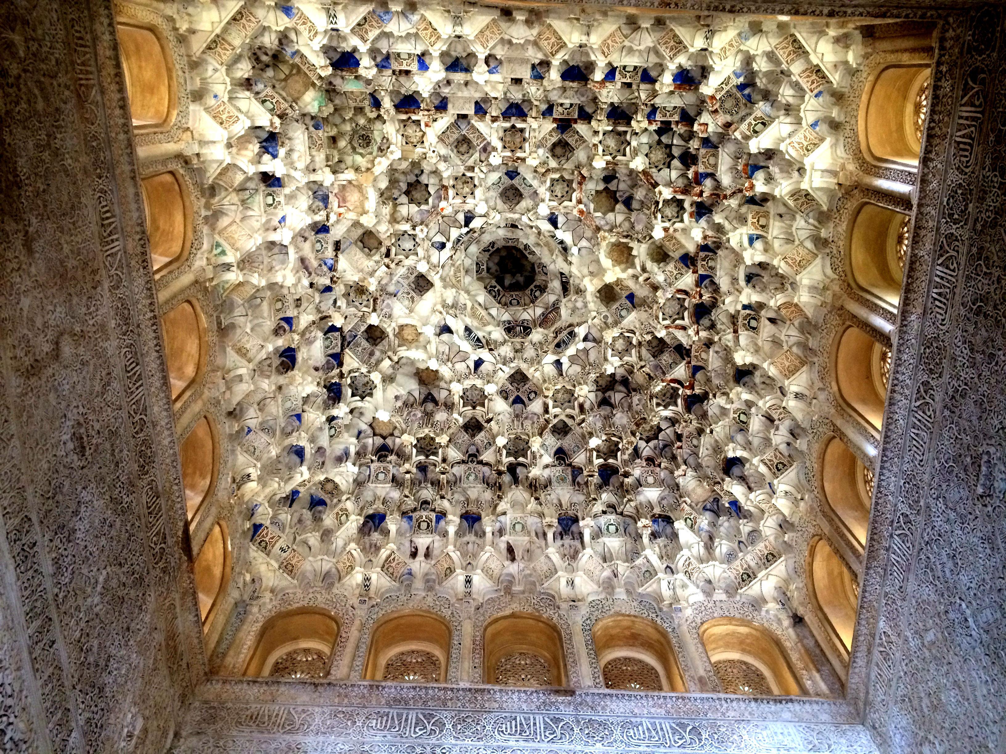 伊斯兰花纹素材