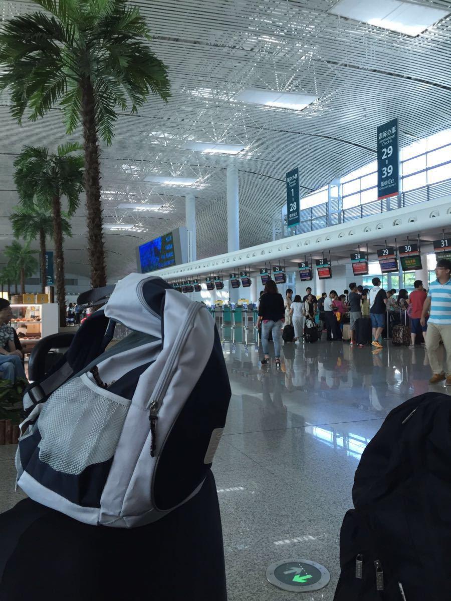 粤东地区唯一的民用机场