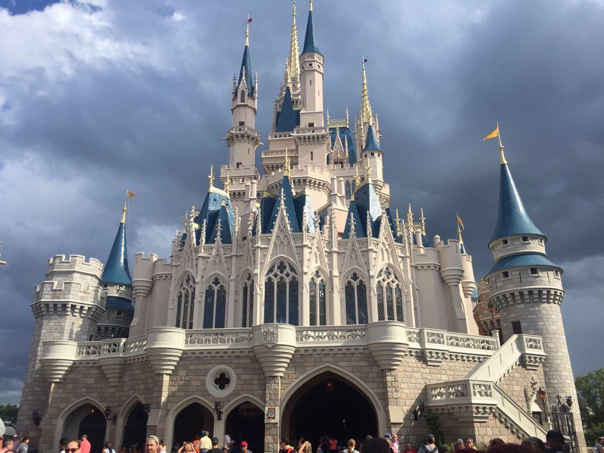 华特迪士尼世界景点