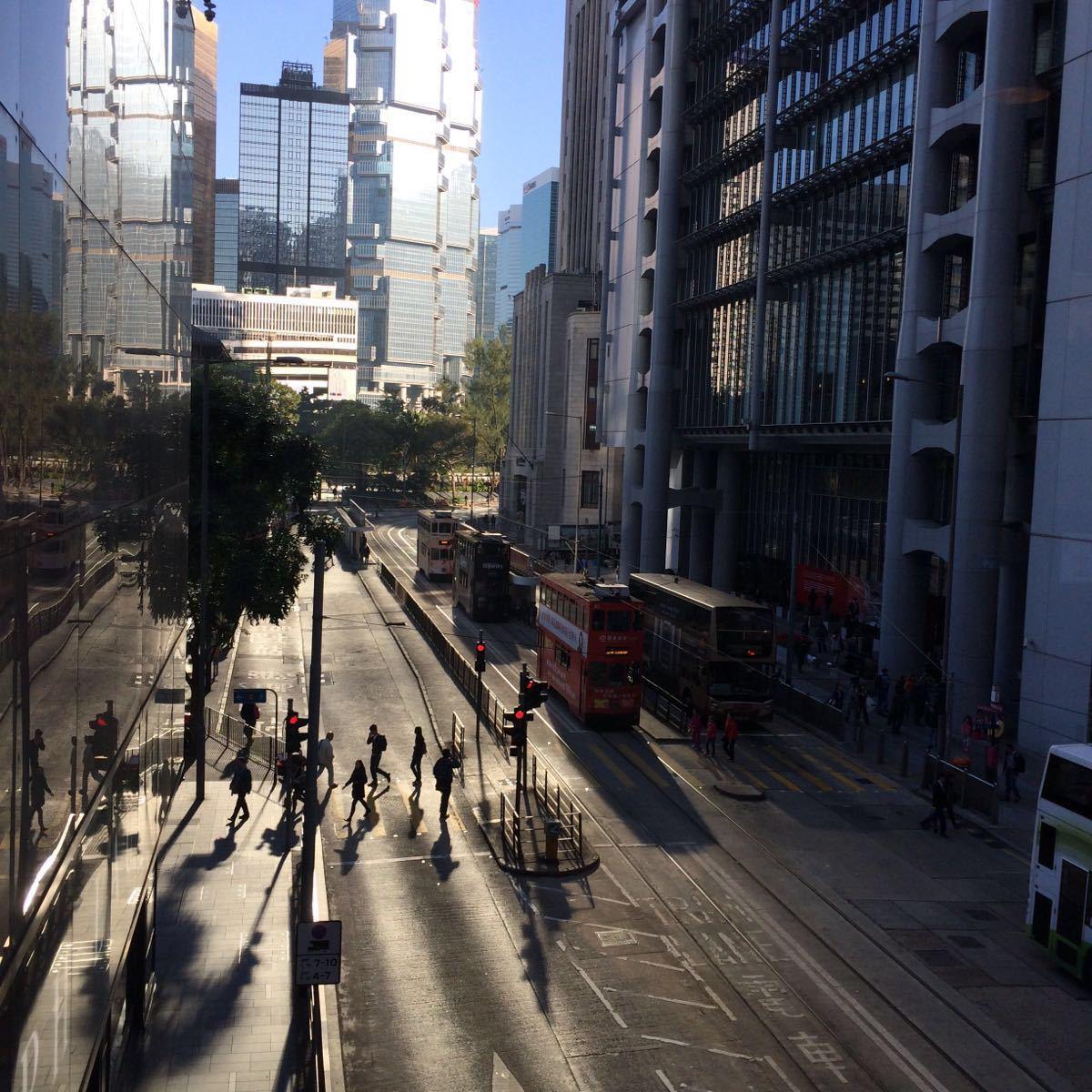 香港中环广场