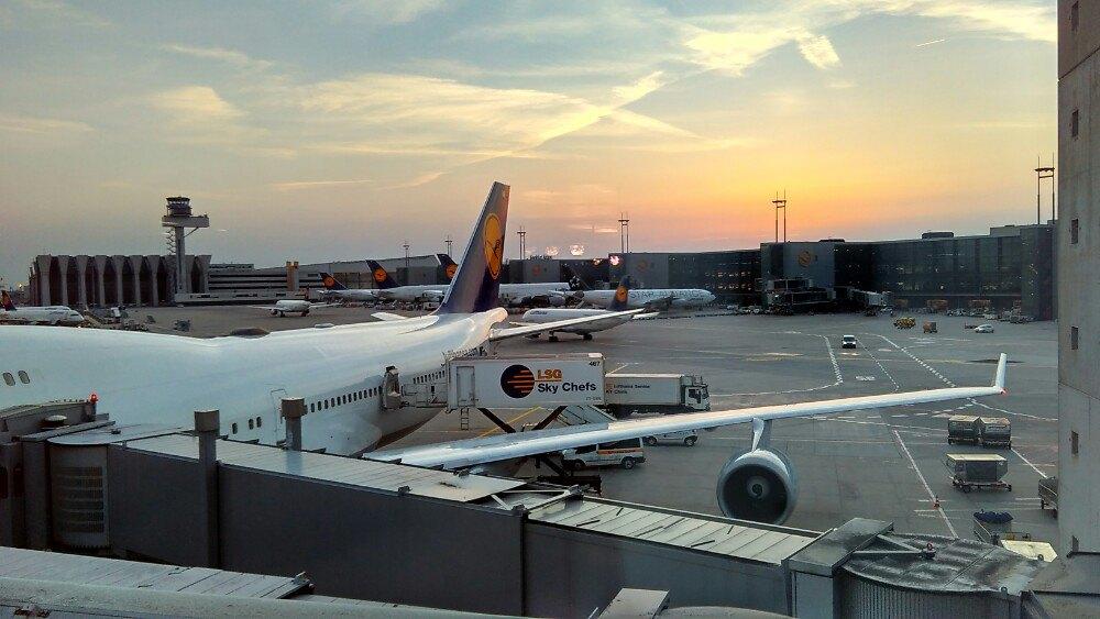 【携程攻略】法兰克福国际机场