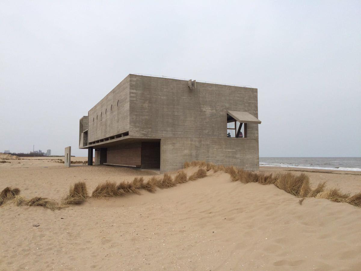 三联书店海边公益图书馆