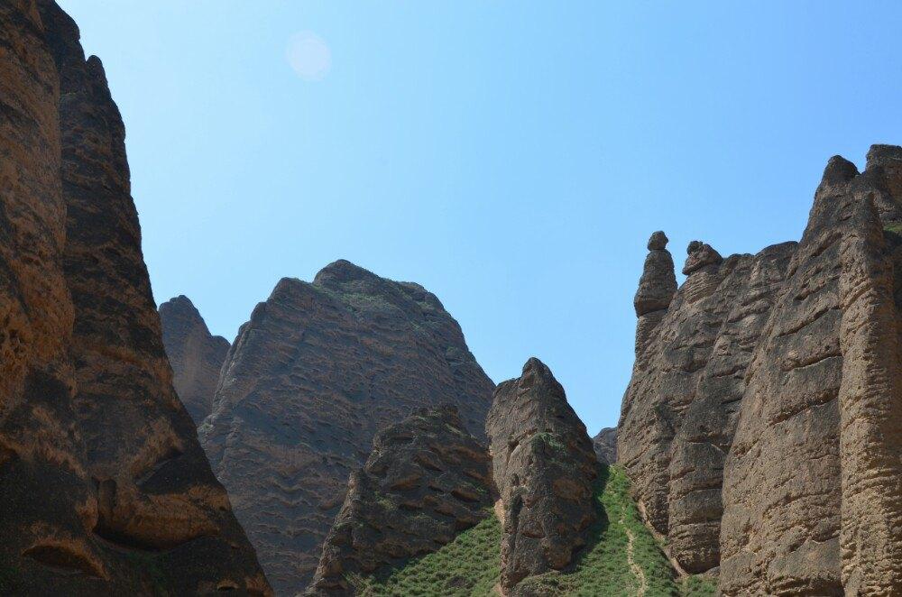 黄河景泰石林旅游景点攻略图寻仙任务攻略图片