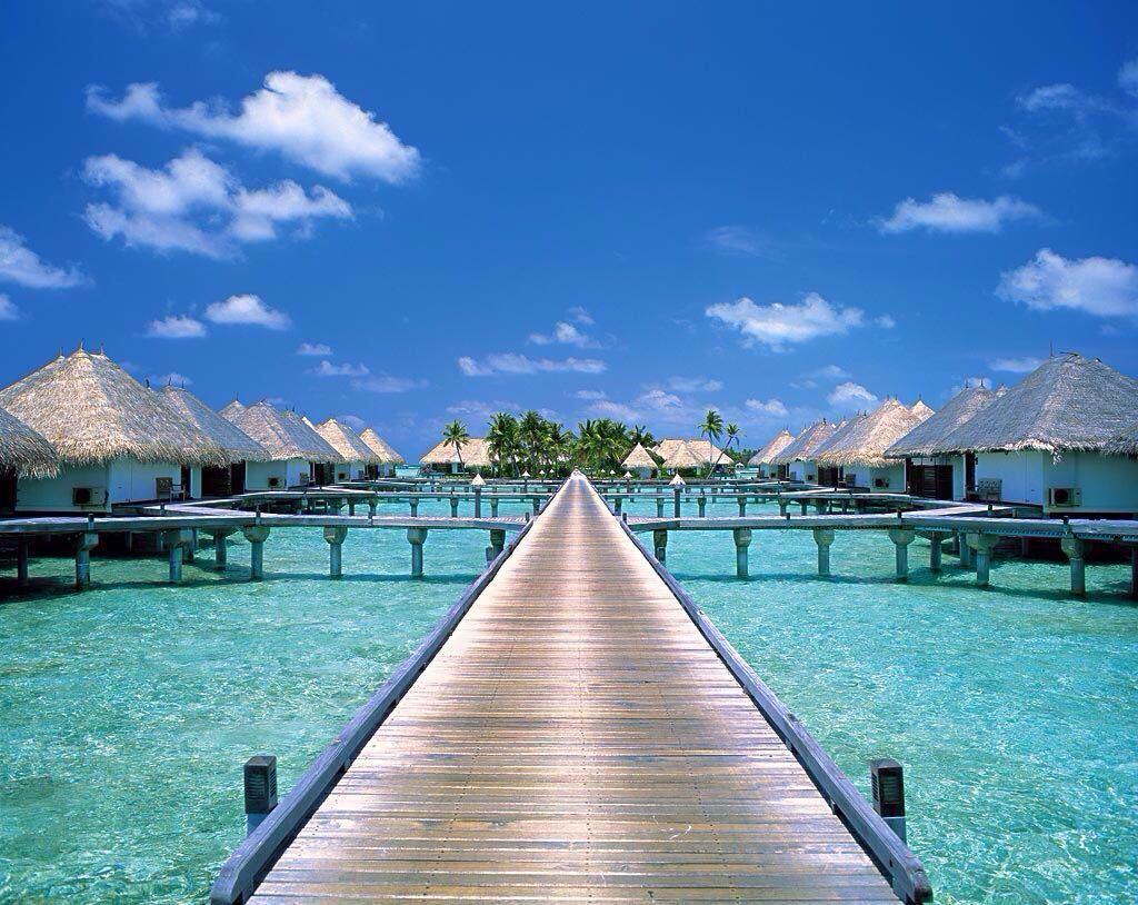 【携程攻略】马尔代夫蜜月岛景点