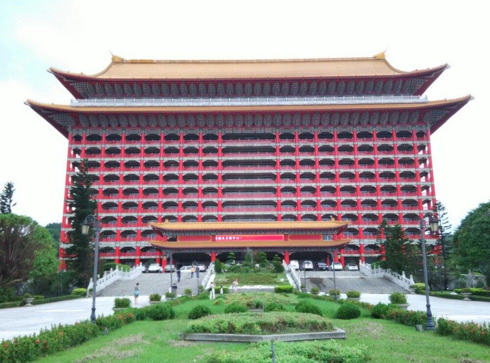 【携程攻略】台湾圆山饭店景点
