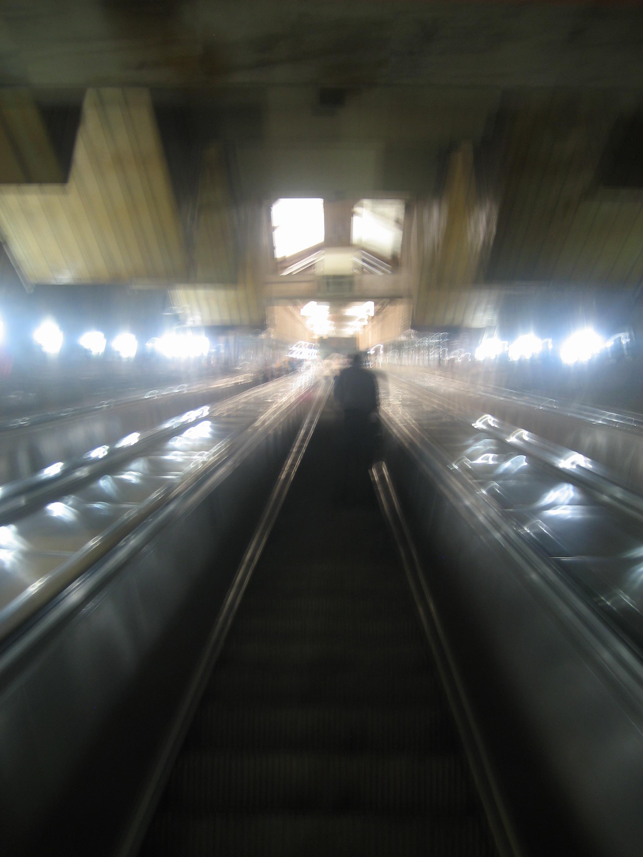 重庆皇冠大扶梯高清图片