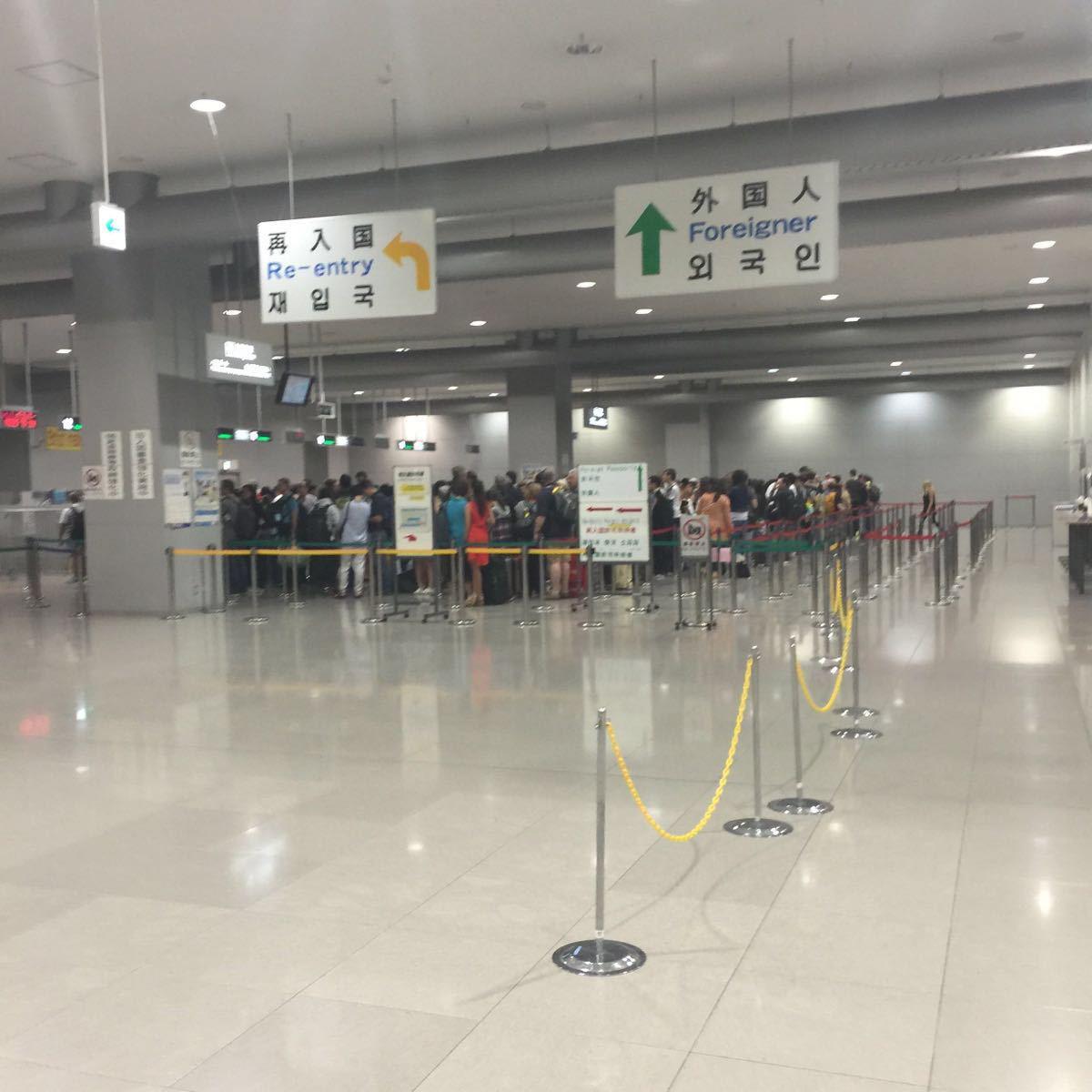 【携程攻略】关西国际机场