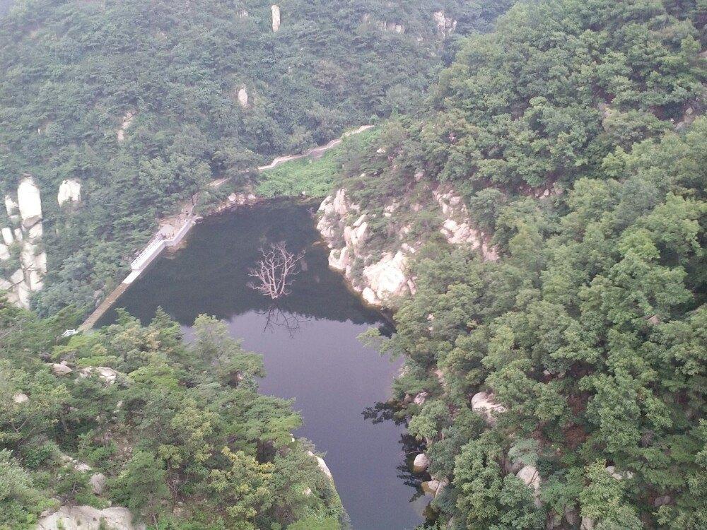 【携程攻略】山东莲花山国家森林公园景点