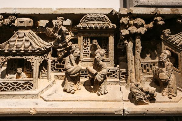 木雕工艺品微商