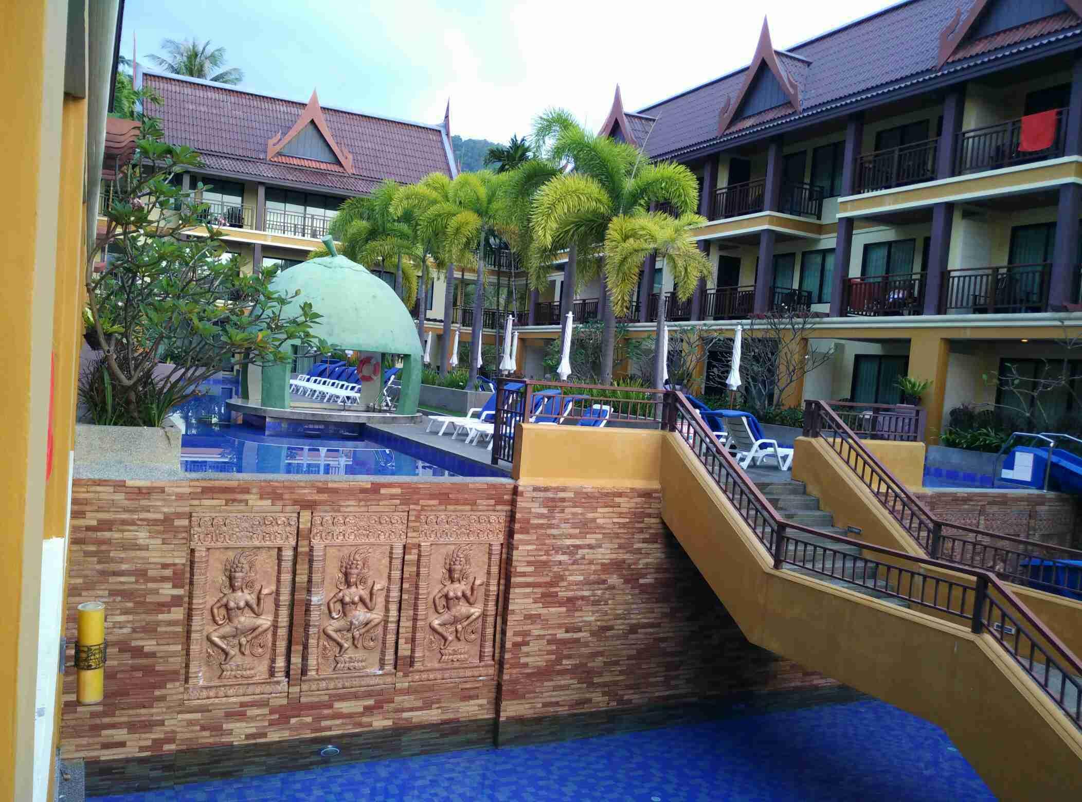 普吉岛钻石别墅度假spa酒店