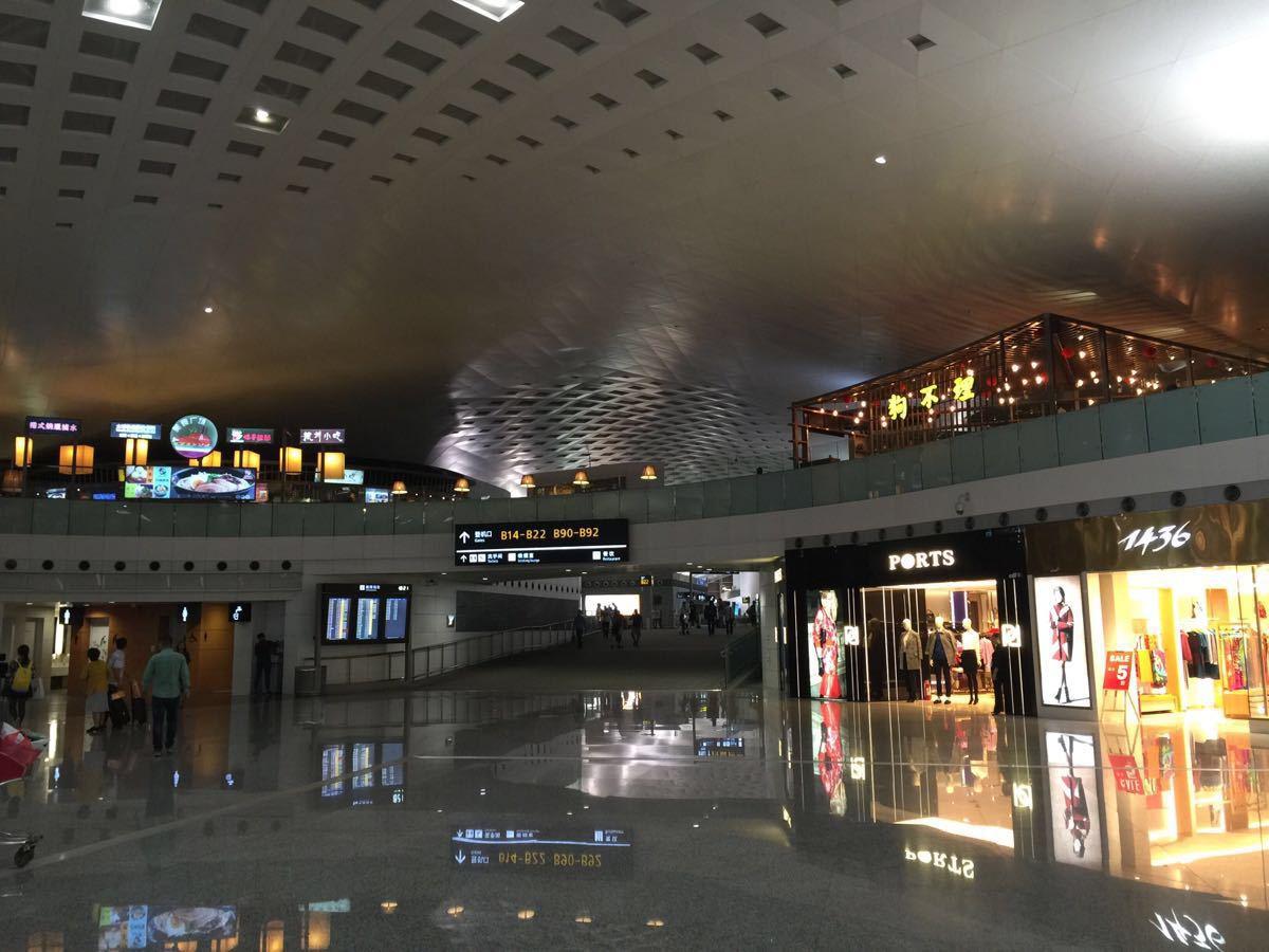 【携程攻略】杭州萧山国际机场