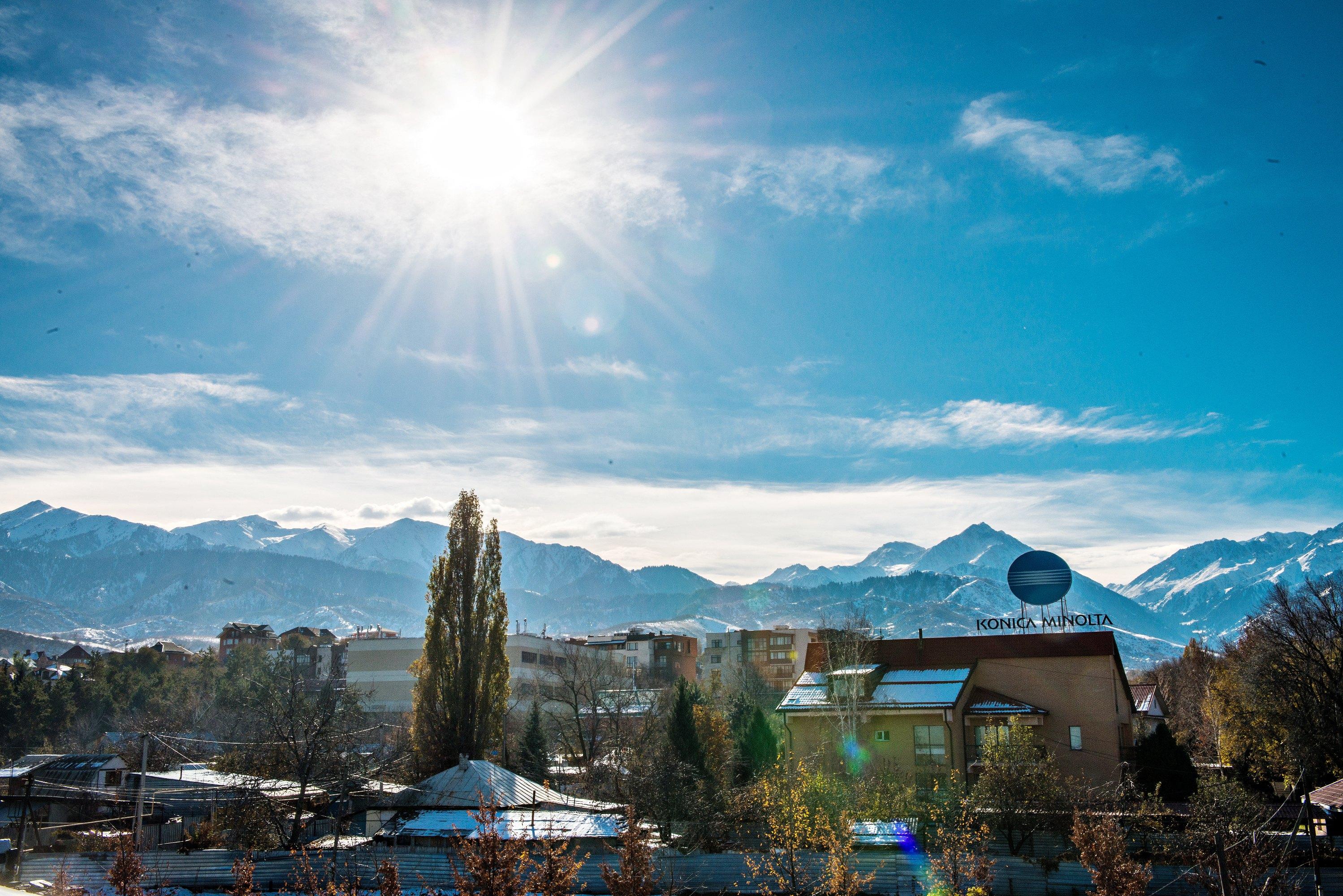 哈萨克斯坦风景介绍图片