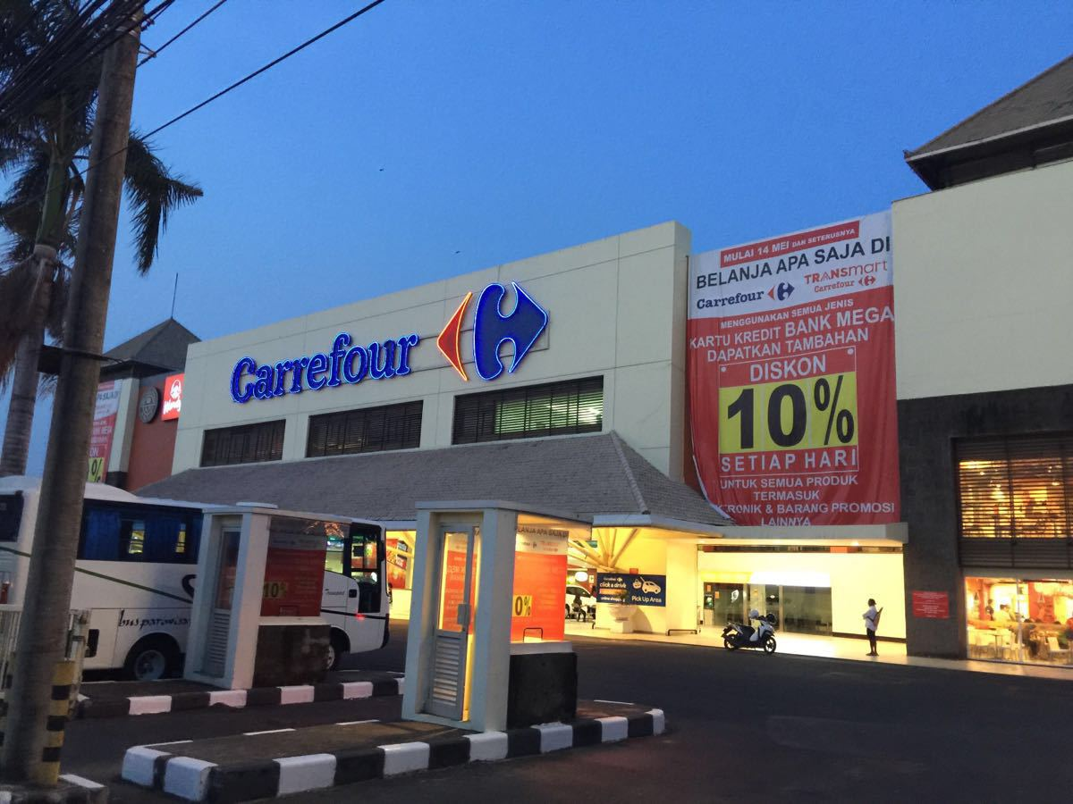 【携程攻略】巴厘岛家乐福购物,在这里买了很多精油皂