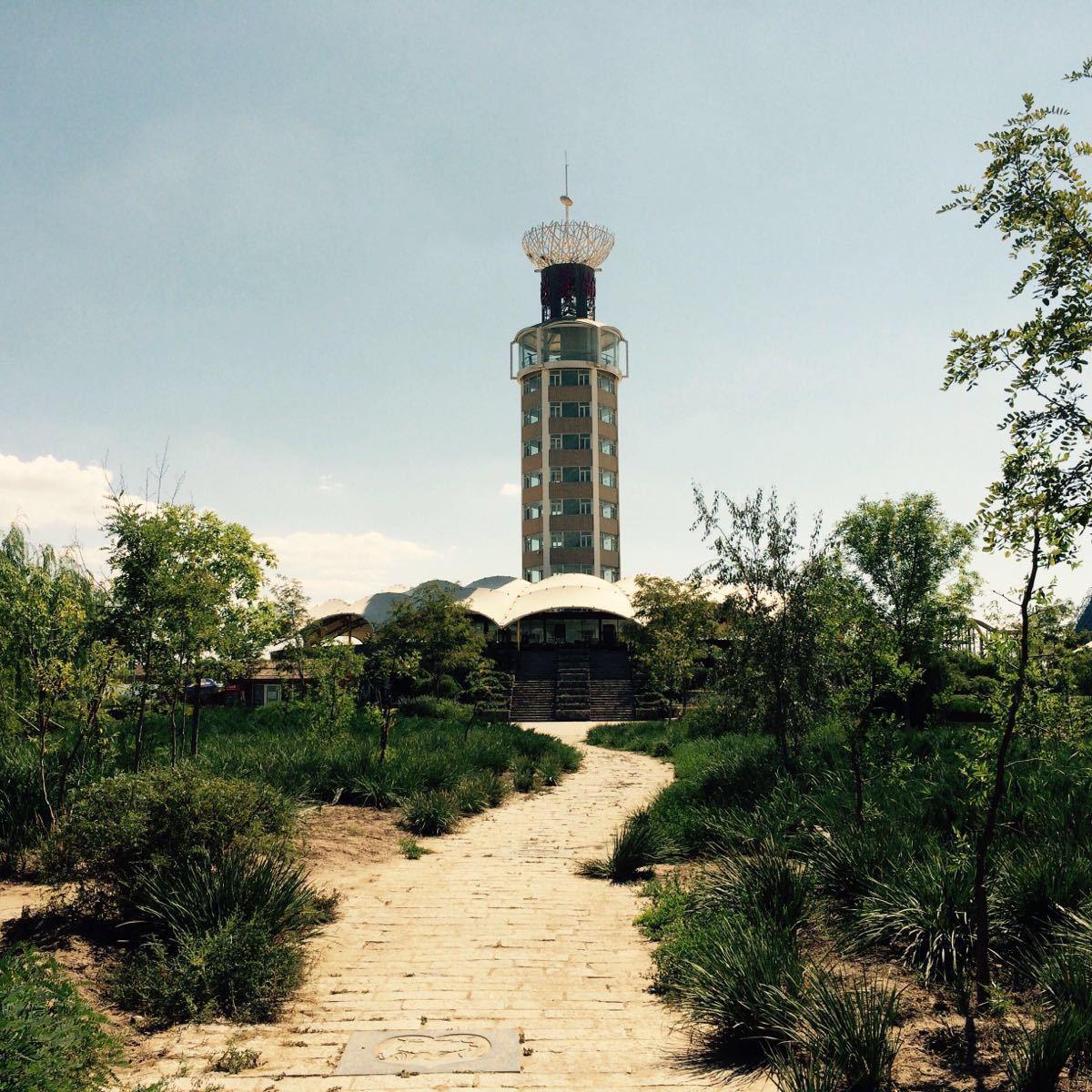 翠湖鸣银川湿地公园国家贺州别墅区图片