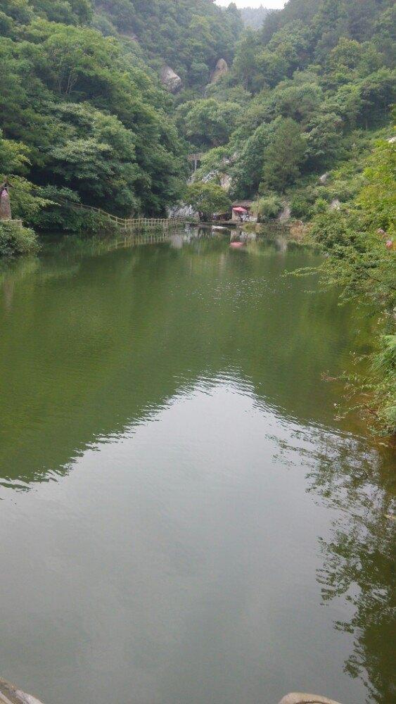 【携程攻略】湖北武汉木兰清凉寨好玩吗