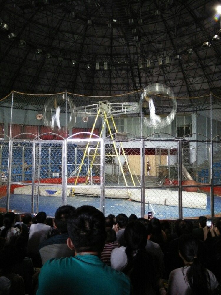 【携程攻略】陕西秦岭野生动物园景点