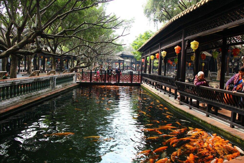 广州哪里好玩图片