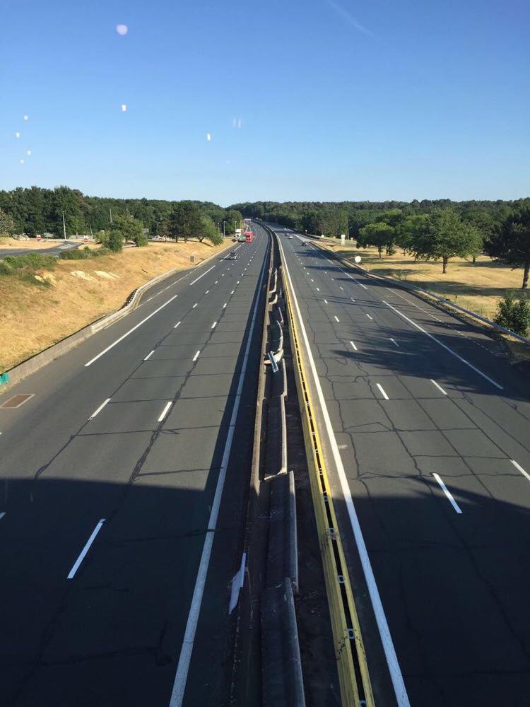 法国高速公路图片
