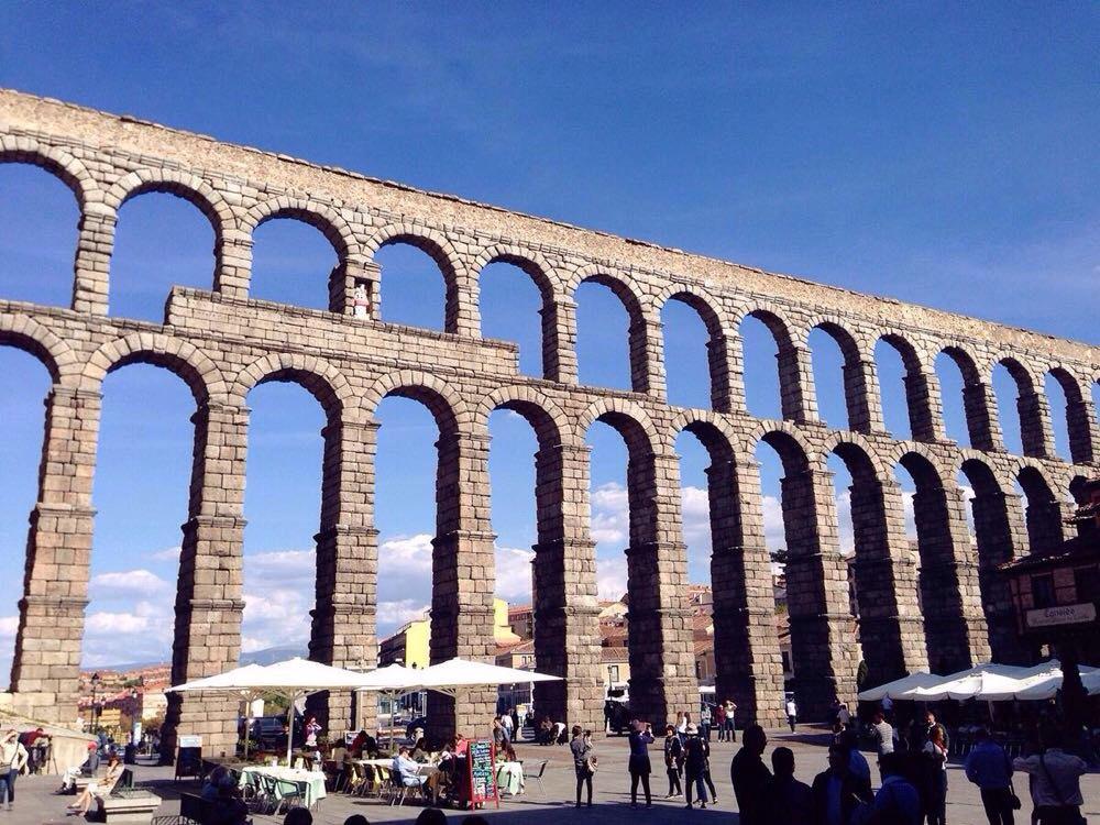古罗马输水道