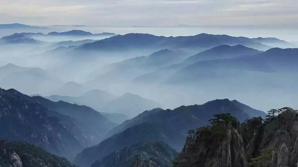【携程攻略】黄山风景区黄山风景区景点,黄山归来不看