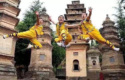 少林寺图片