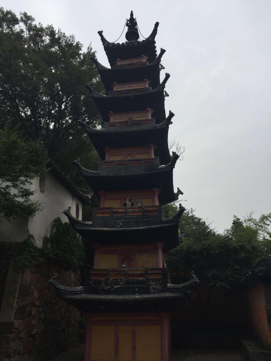 【攜程攻略】江蘇狼山風景區景點