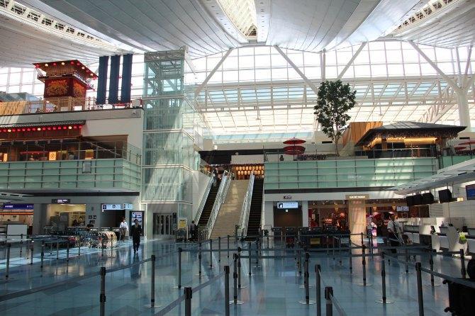 【携程攻略】东京国际机场