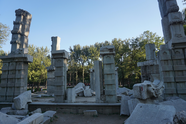 【携程攻略】北京圆明园景点,圆明园是清代著名的皇家