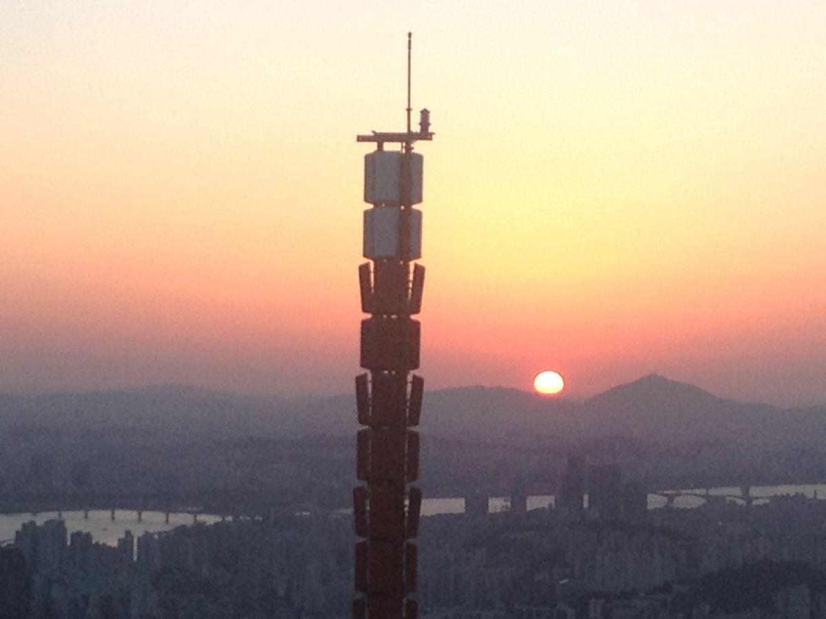 【携程攻略】首尔n首尔塔好玩吗