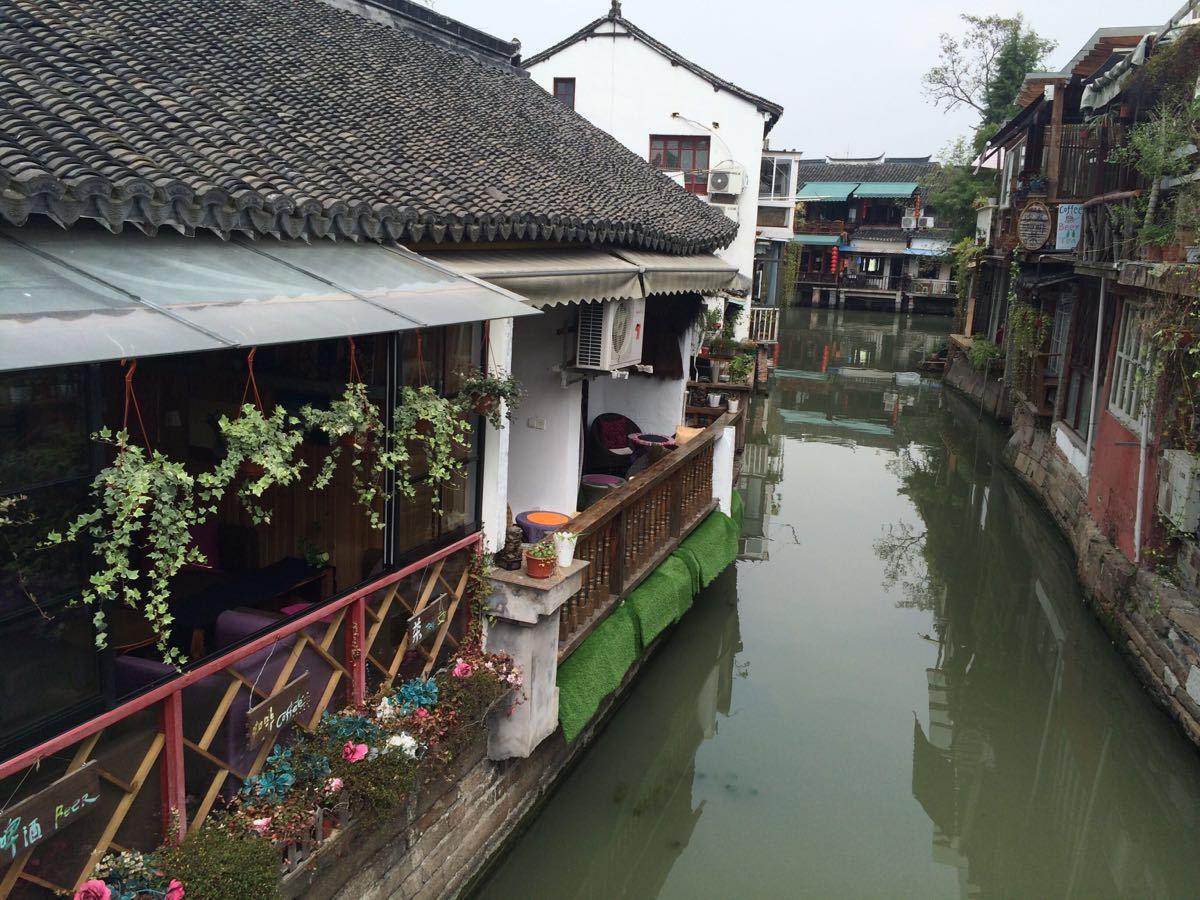 朱家角古镇景区