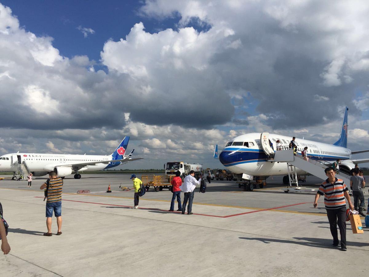 【携程攻略】呼伦贝尔东山国际机场