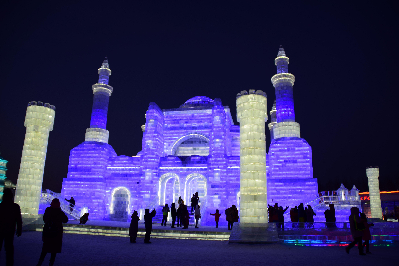 冰雪大世界壁纸,郑州冰雪大世界,沈阳冰雪大世界 大山谷图库