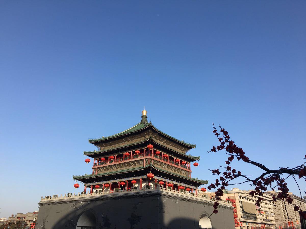 西安钟楼旅游景点攻攻略11略图三亚旅游月份图片
