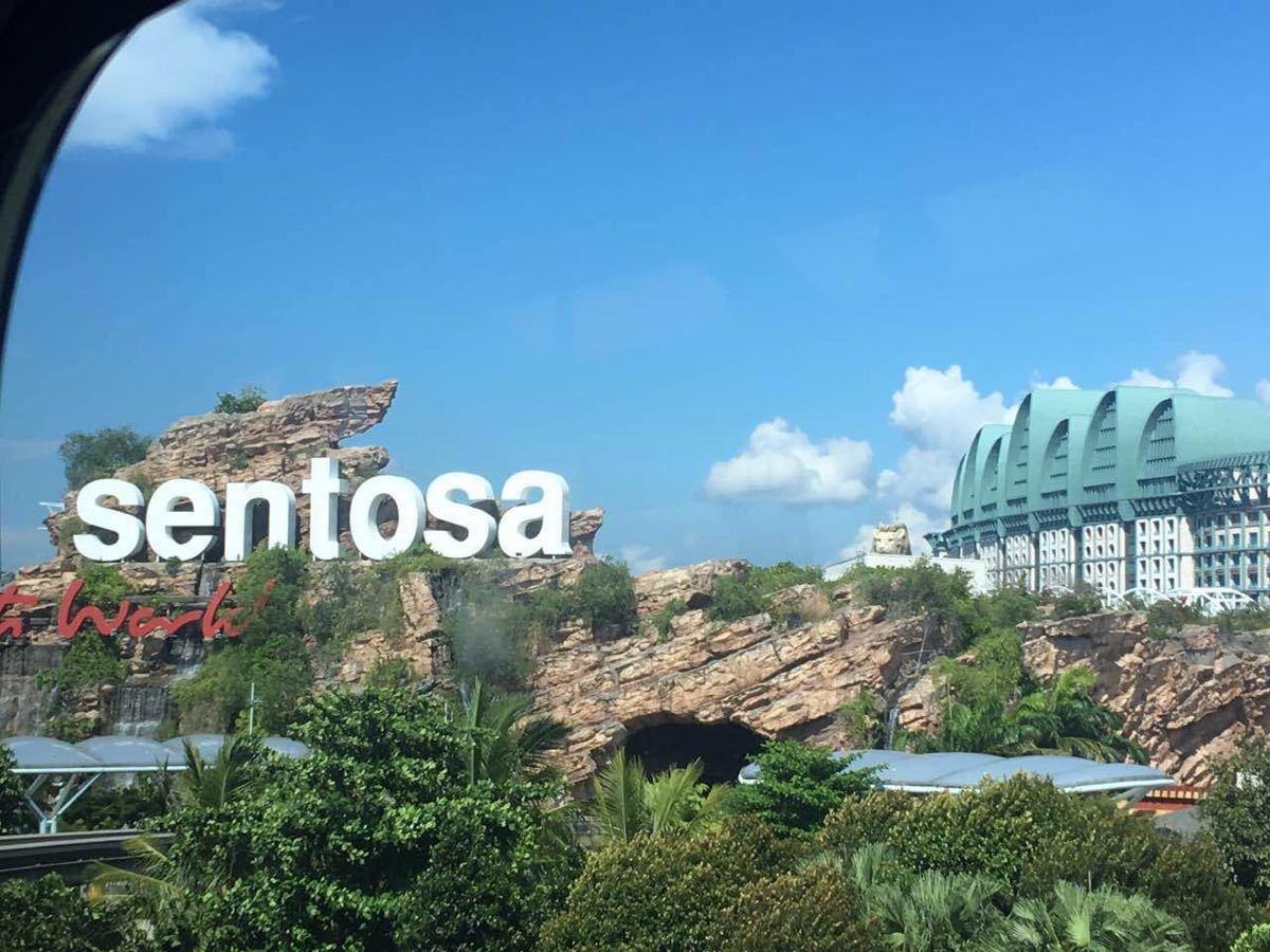 【携程攻略】新加坡圣淘沙岛好玩吗,新加坡圣淘沙岛样