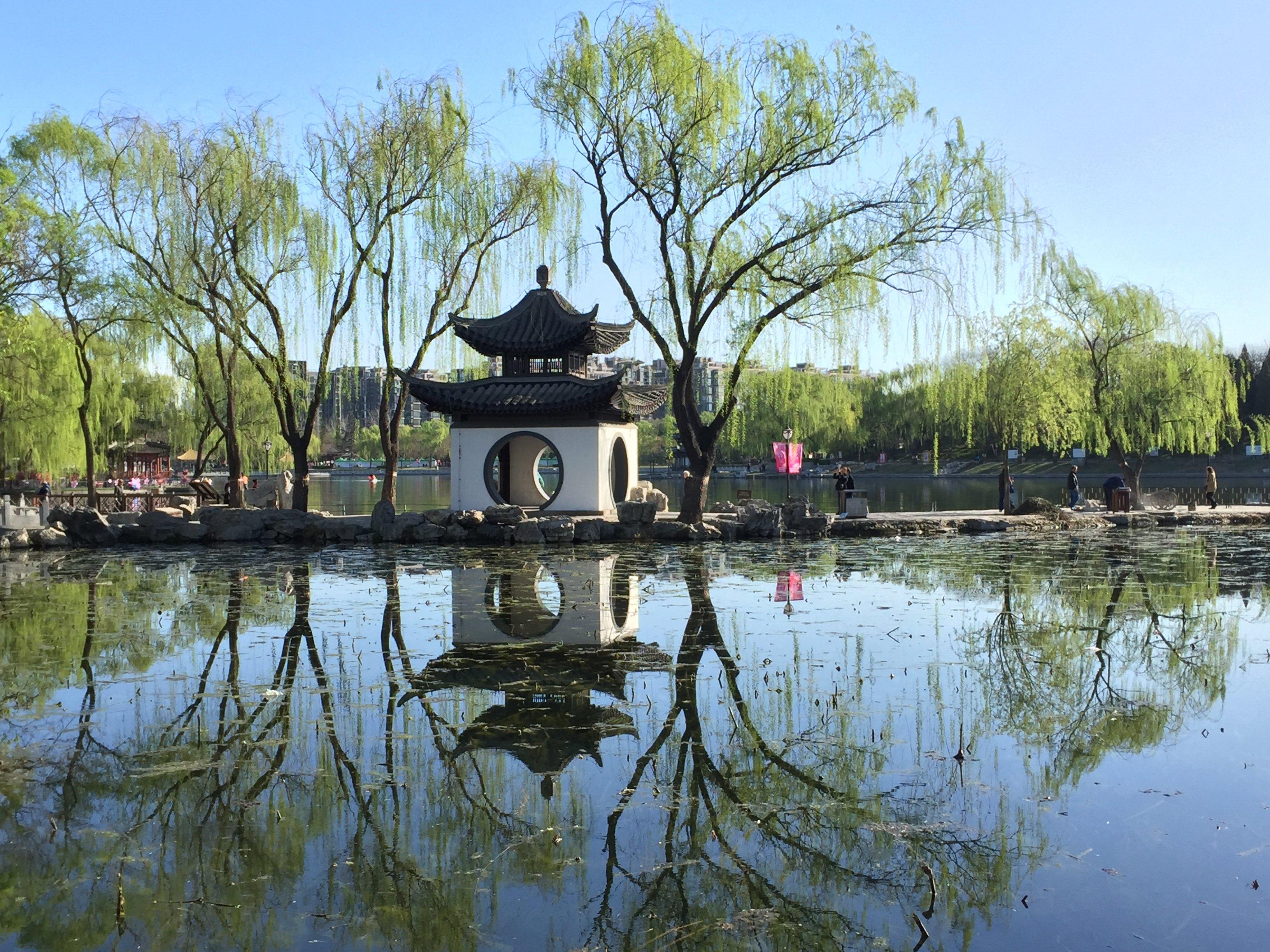 【携程攻略】北京陶然亭公园好玩吗,北京陶然亭公园样