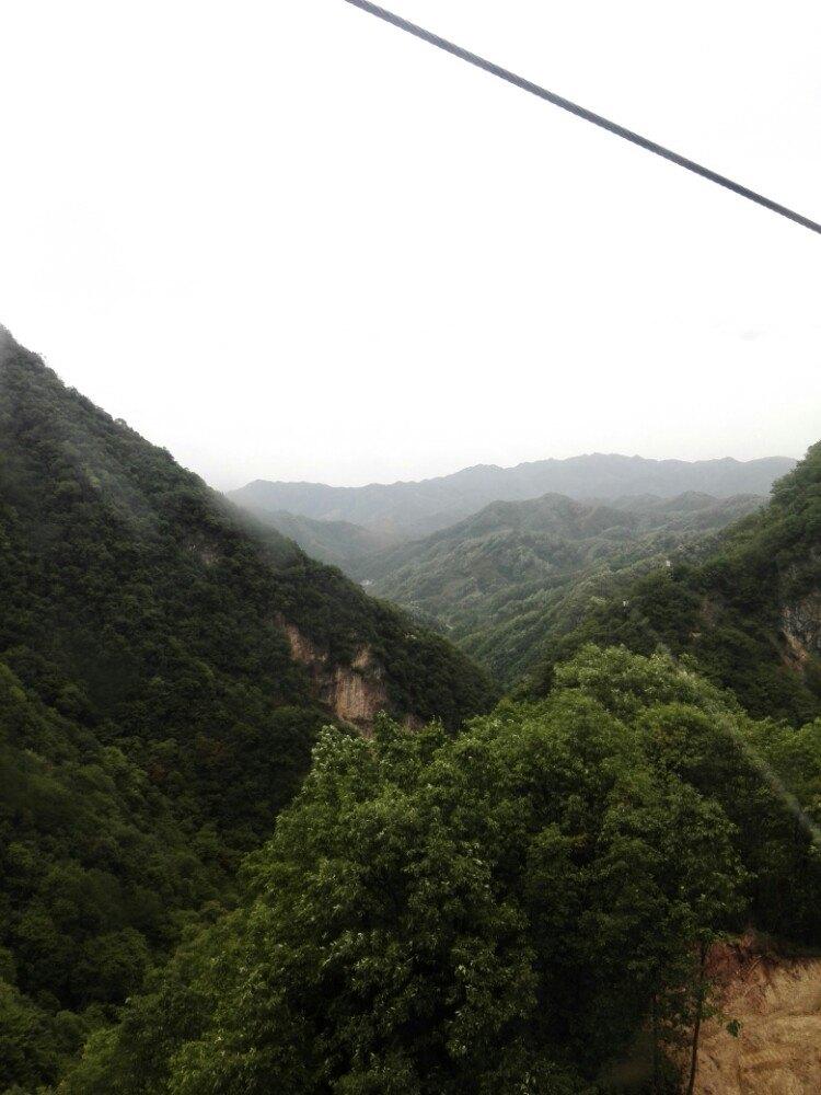 重渡沟风景区