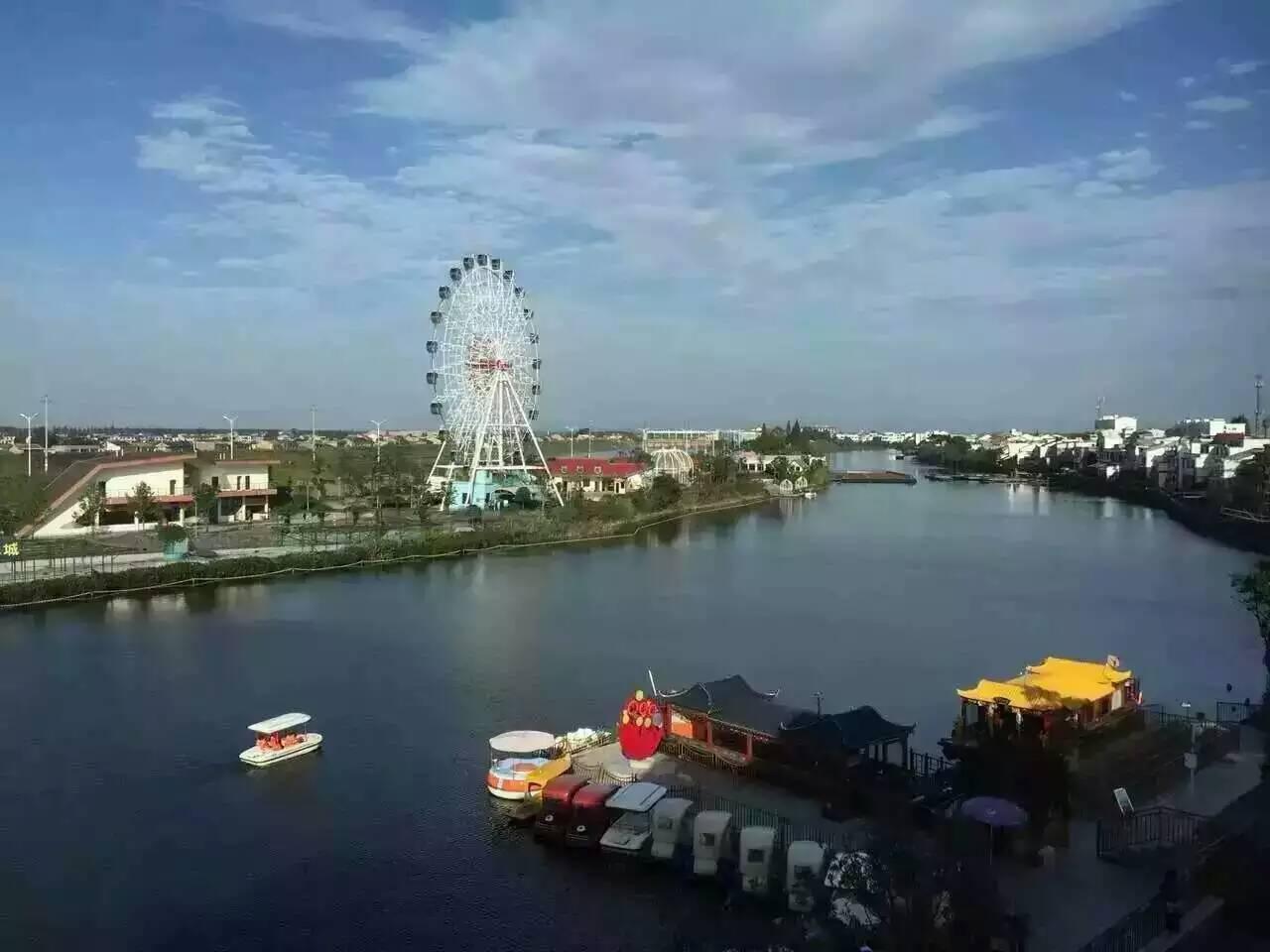 柏略图旅游景点攻乐园湖鸭青海攻略图片
