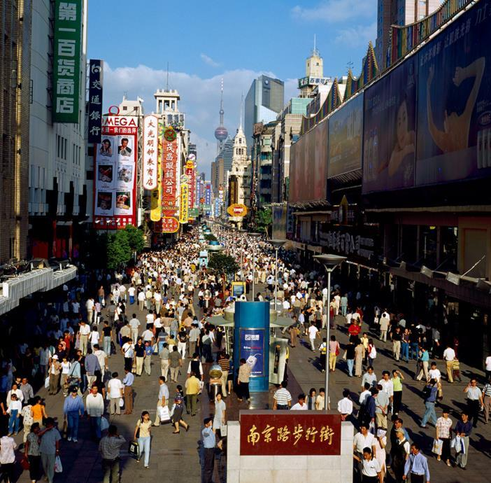 路街清洗南京步行街-路街清洗图片